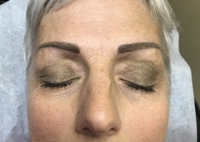 Permanent Eyebrows - Healed
